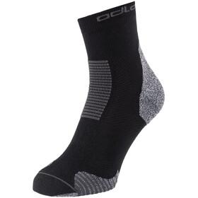 Odlo Ceramicool Stabilizer Socks Quarter, black